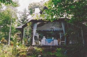 八ヶ岳カントリーガーデンの施工事例:コンサバトリー・温室