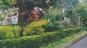 八ヶ岳カントリーガーデンの施工事例:ウォール